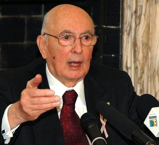 Mafia, Napolitano: educare i giovani alla legalità e nonviolenza
