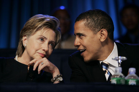 Hillary e Obama, è testa a testa. Il Supermartedì non decide la sfida