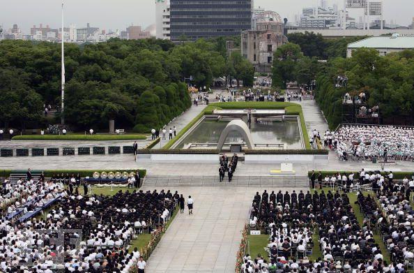 """Anniversario di Hiroshima: Ban Ki-moon, """"il disarmo è l'unico percorso assennato"""""""