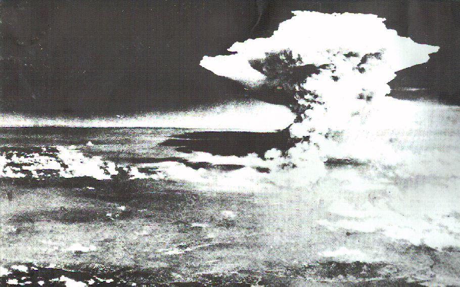 Hiroshima: oggi a Ghedi e a Vicenza rinnoviamo l'impegno per mettere al bando le armi nucleari