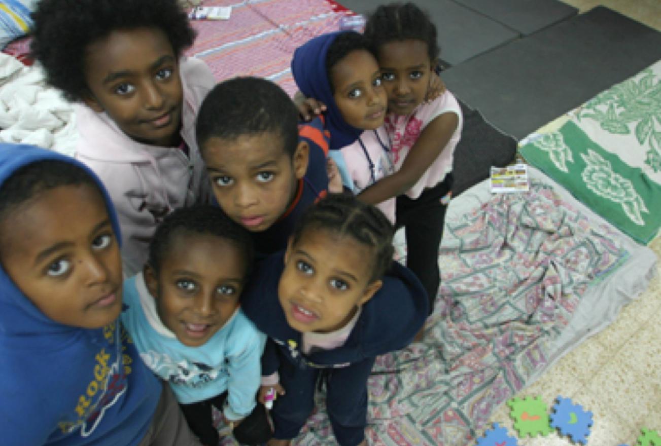 Invia un giocattolo ad un bambino di Gaza!