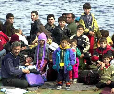 Respingimenti e blocco dalla Libia: dimezzate le richieste d'asilo in Italia