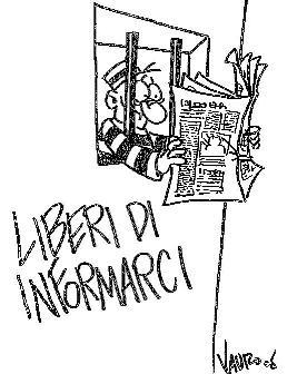 """""""La notizia prima di tutto, fermiamo la legge bavaglio"""". Oggi lunedì 24 maggio alle 15 alla FNSI a Roma"""