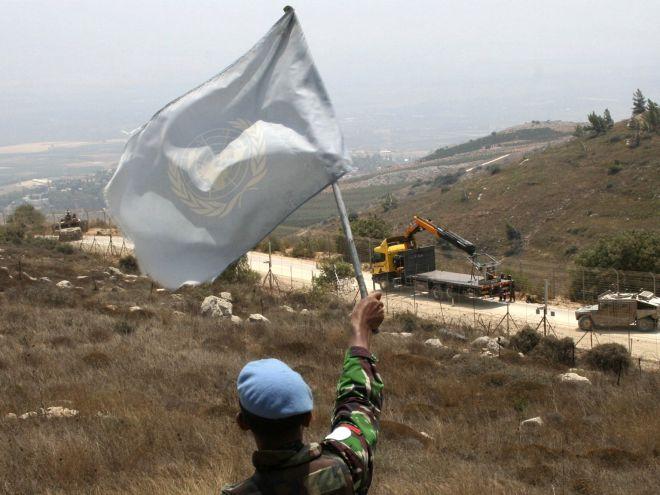 Quel simbolo sul confine e l'incubo di una nuova guerra