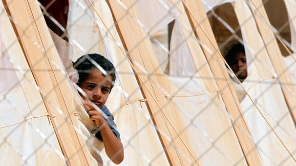 L'odissea dei profughi siriani