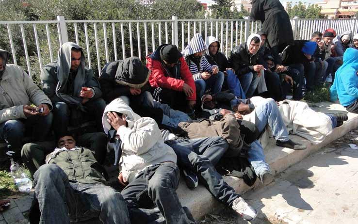 """""""Tanto rumore per 15 mila tunisini, noi abbiamo accolto 163 mila profughi"""""""
