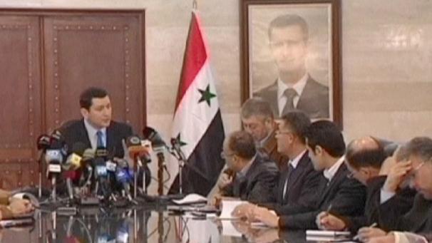 Siria, osservatori Lega araba a Damasco