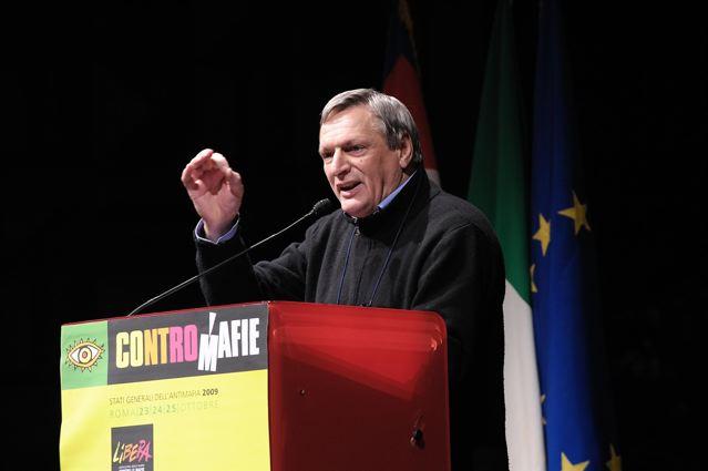 """Luigi Ciotti: Accoglienza, prossimità, uguaglianza, legalità sono tutti modi per dire """"pace""""!"""