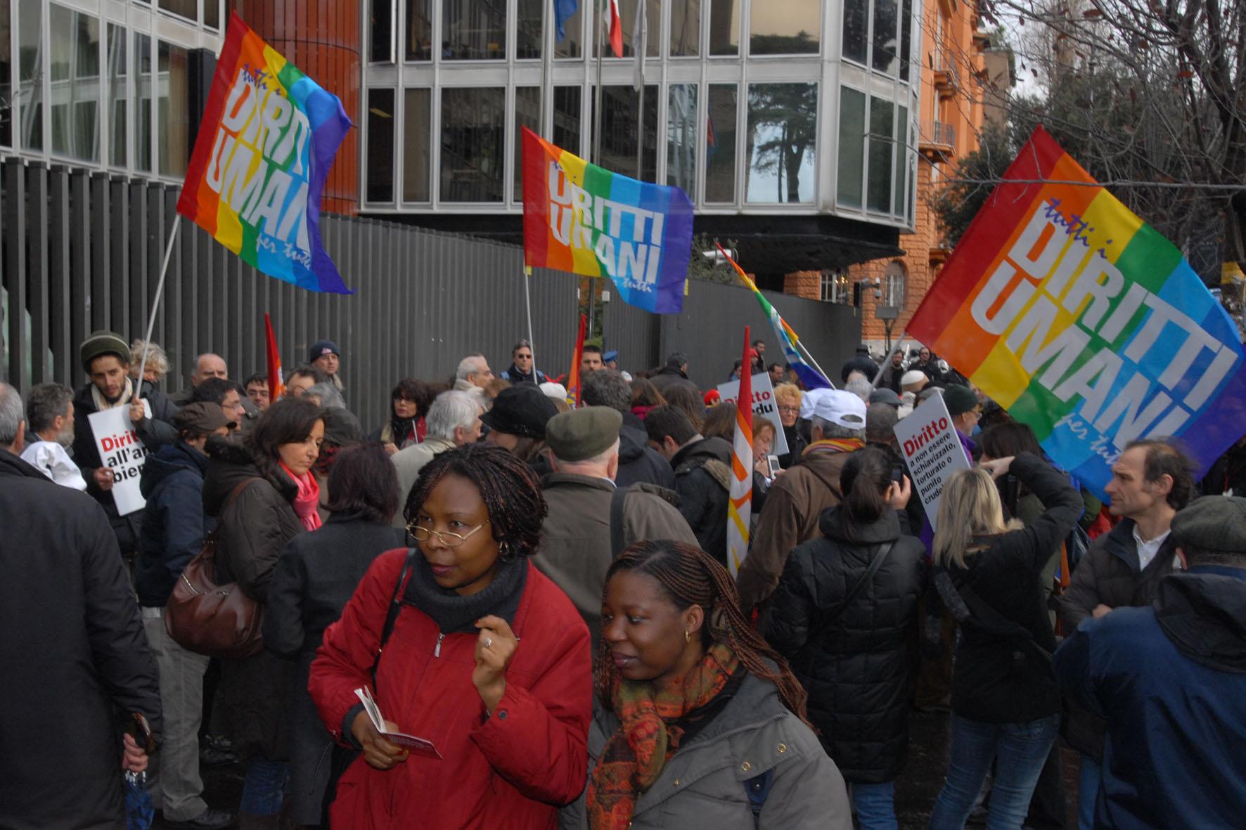 5 proposte per i diritti umani