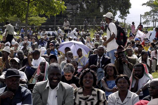La Marcia per la pace Perugia-Assisi parte da Nairobi
