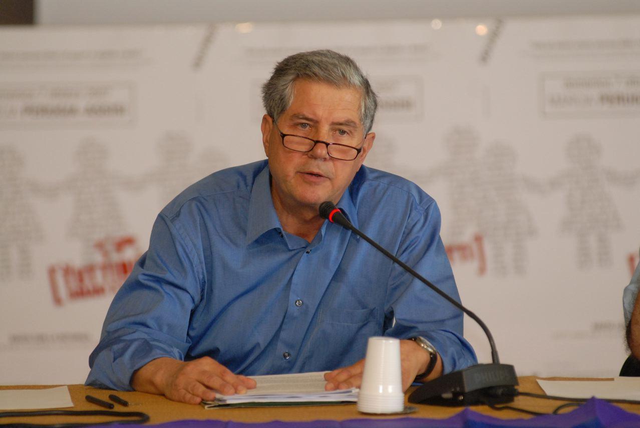 Aldo Capitini, la prima Marcia, la nonviolenza e la politica