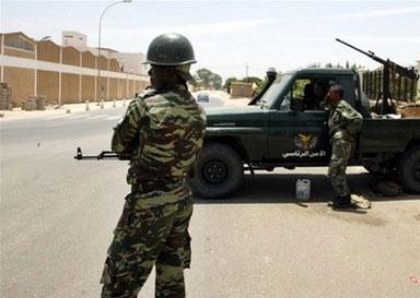 Colpo di stato in Mauritania