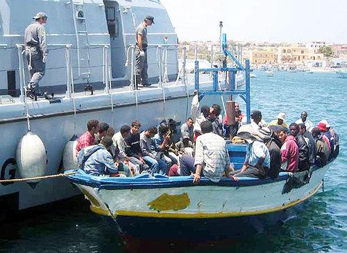 Consiglio d'Europa: l'Italia viola il principio del non respingimento