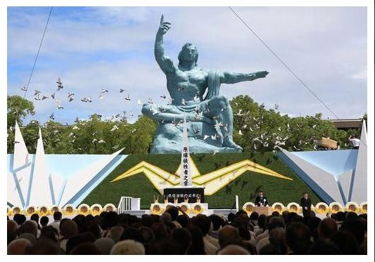Anniversario Nagasaki, il sindaco chiede bando armi nucleari
