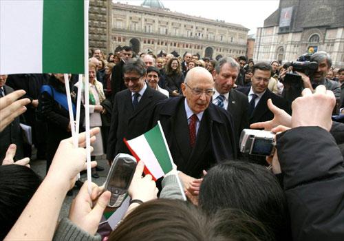 """Strage di Bologna, l'appello di Napolitano: """"le istituzioni colmino le lacune"""""""