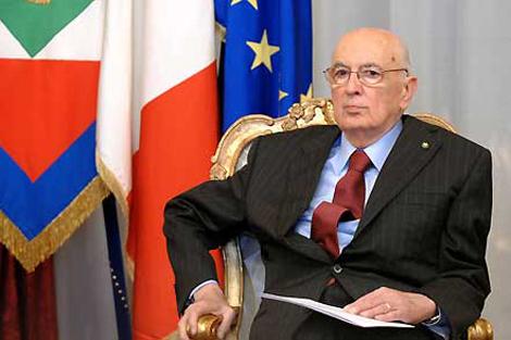 """G8, Napolitano: """"Dalla crisi esca un'Italia più giusta"""""""