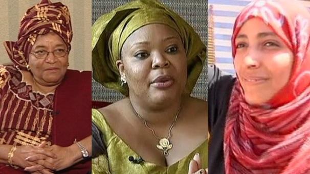 Il Nobel per la pace alle donne africane