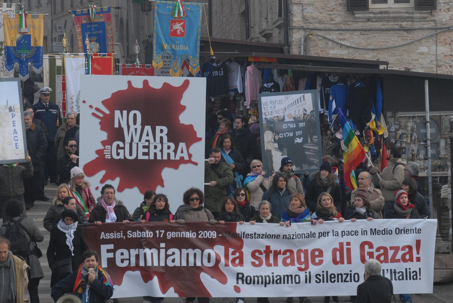 Dopo Assisi: Tre cose da fare ora insieme per la pace in Medio Oriente