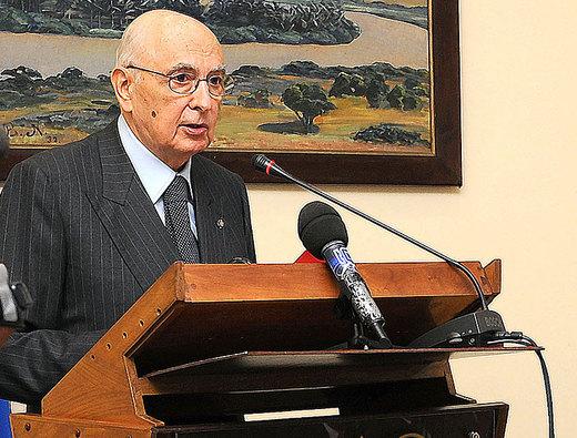 Napolitano  scrive alla  III Conferenza Europea degli Enti Locali  per la pace in Medio Oriente