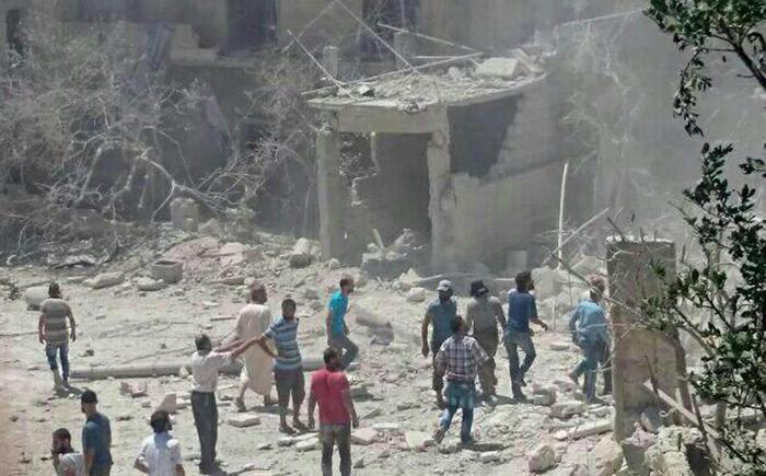 Siria. Le bombe sugli ospedali, macabro spot per Daesh