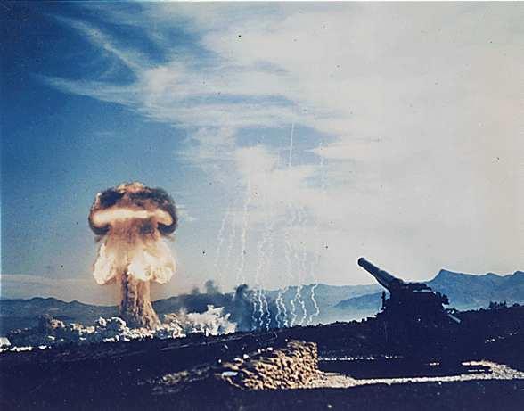Per un mondo senza armi nucleari