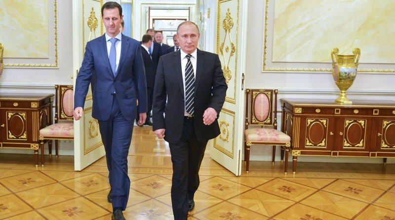 Siria. La Russia muove i fili della guerra