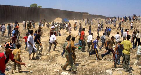 """Battaglia alla moschea, Hamas contro l'""""emirato islamico"""""""
