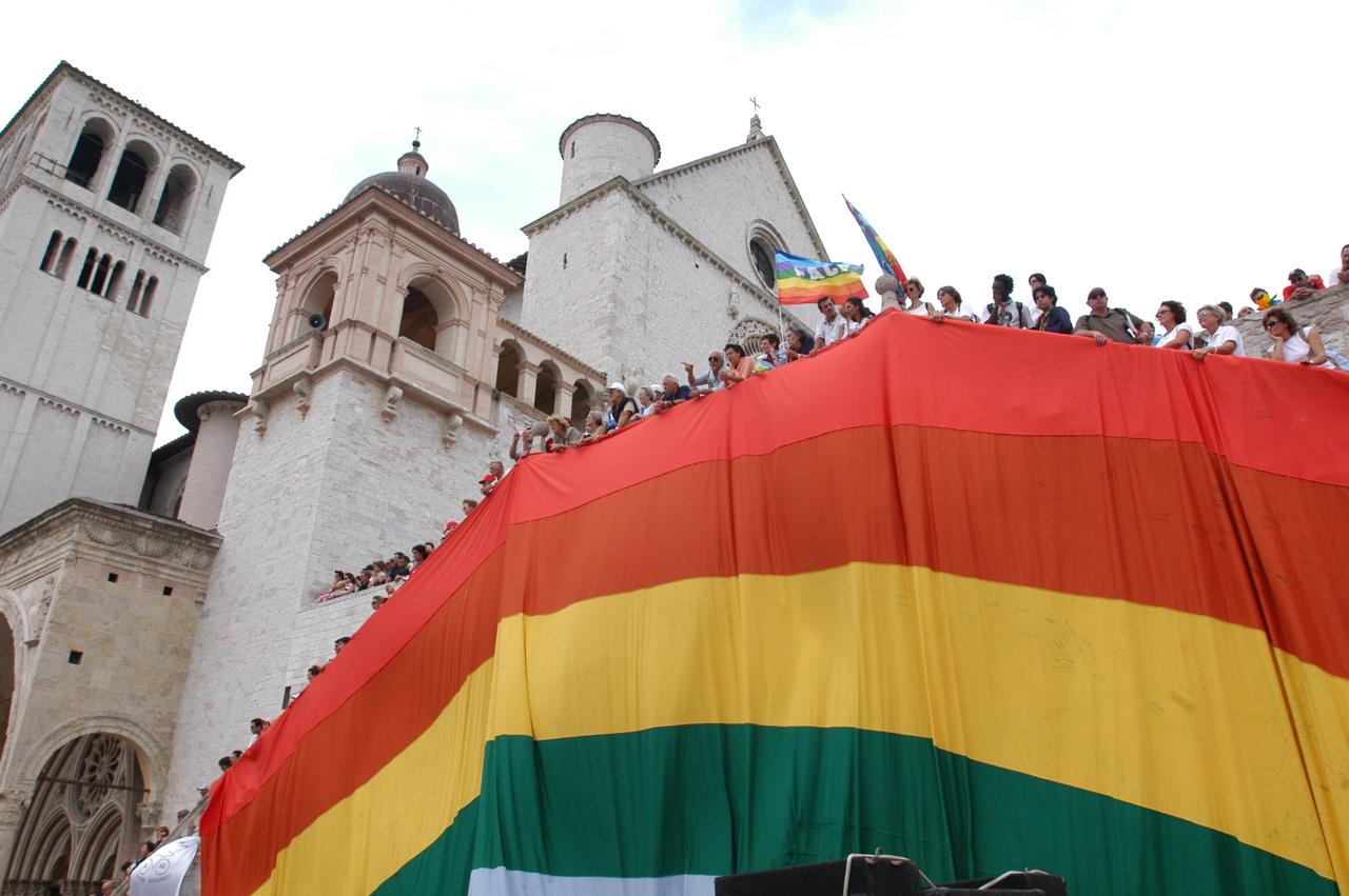 Marcia per la pace Perugia-Assisi: ci sono tanti modi per partecipare!!!