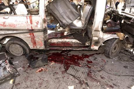 Sangue a Damasco: almeno 40 morti e 170 feriti negli attentati più gravi dall'inizio della crisi