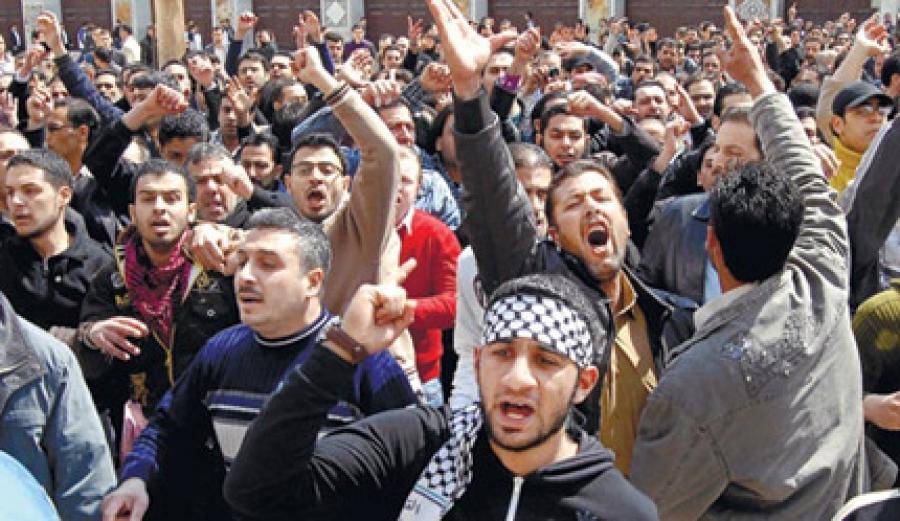Siria: lo spettro di una guerra civile indotta