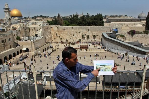 A Gerusalemme la tensione continua...