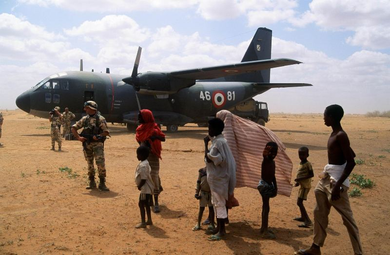 Il dramma della guerra: in Somalia come a Gaza
