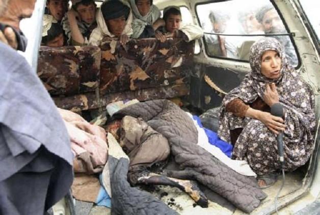 Soldato Usa fa strage di civili in Afghanistan
