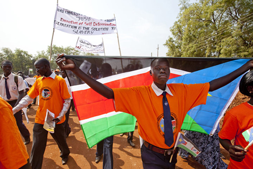 Sud Sudan, la festa e le sfide