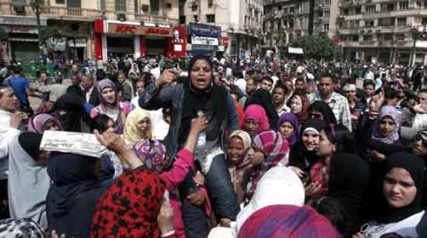 """Amnesty international sulla Primavera araba: """"Un anno di rivolta"""""""
