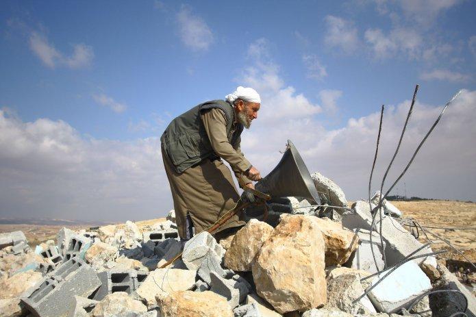 Demolizioni a Susiya, la Nakba continua