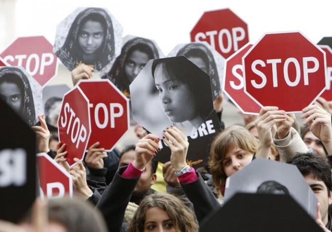 Violenza sulle donne problema globale